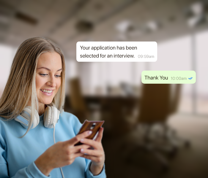 What is mobile recruitment?